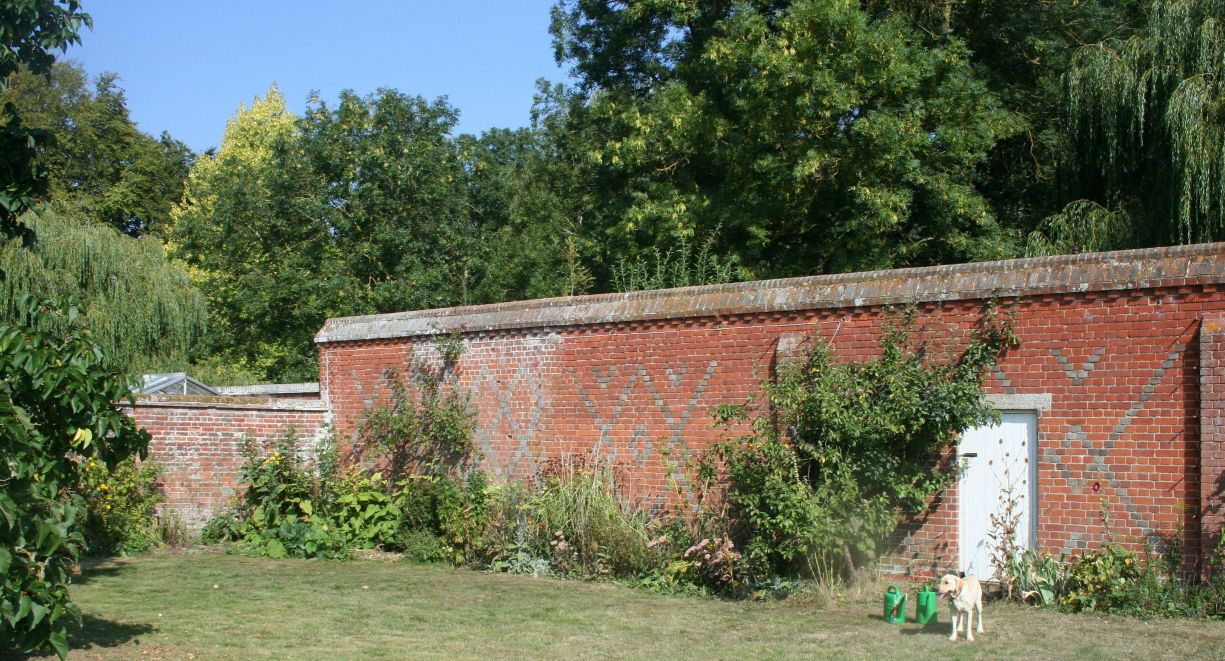 Rush Court - East Garden