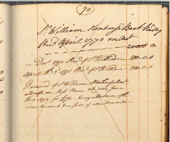Brown's Account Book