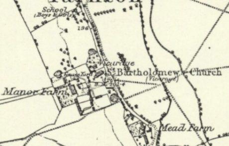 Yarnton Manor