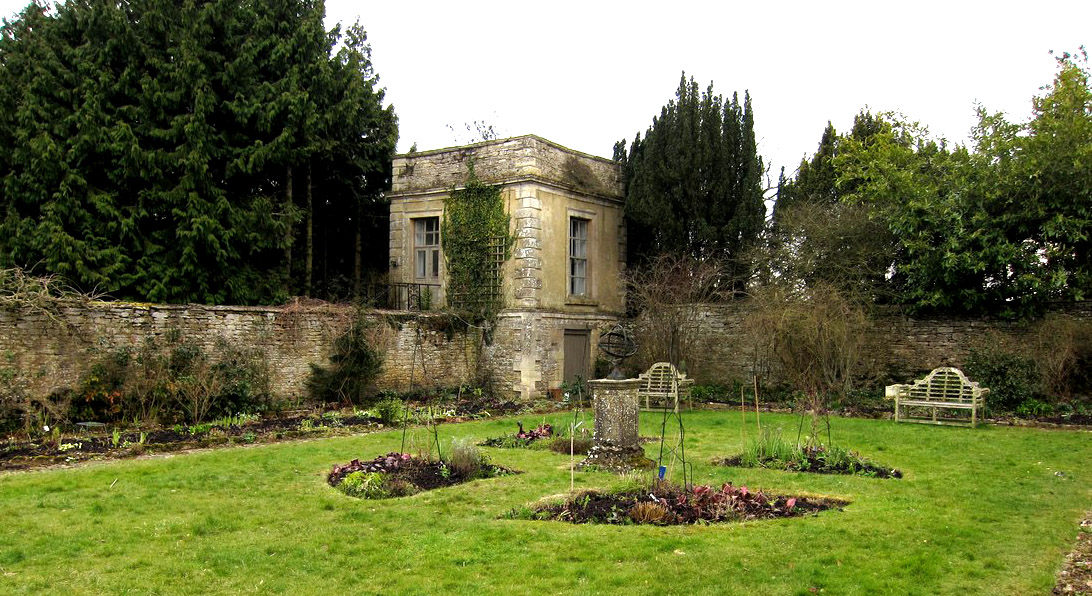 Broughton Hall, Broughton Poggs