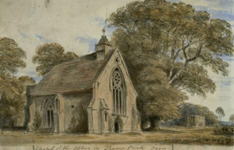 Chapel at the Abbey, Thame Park